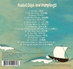 Rabbit Days song list and back cover