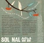 SOL NAL liner notes